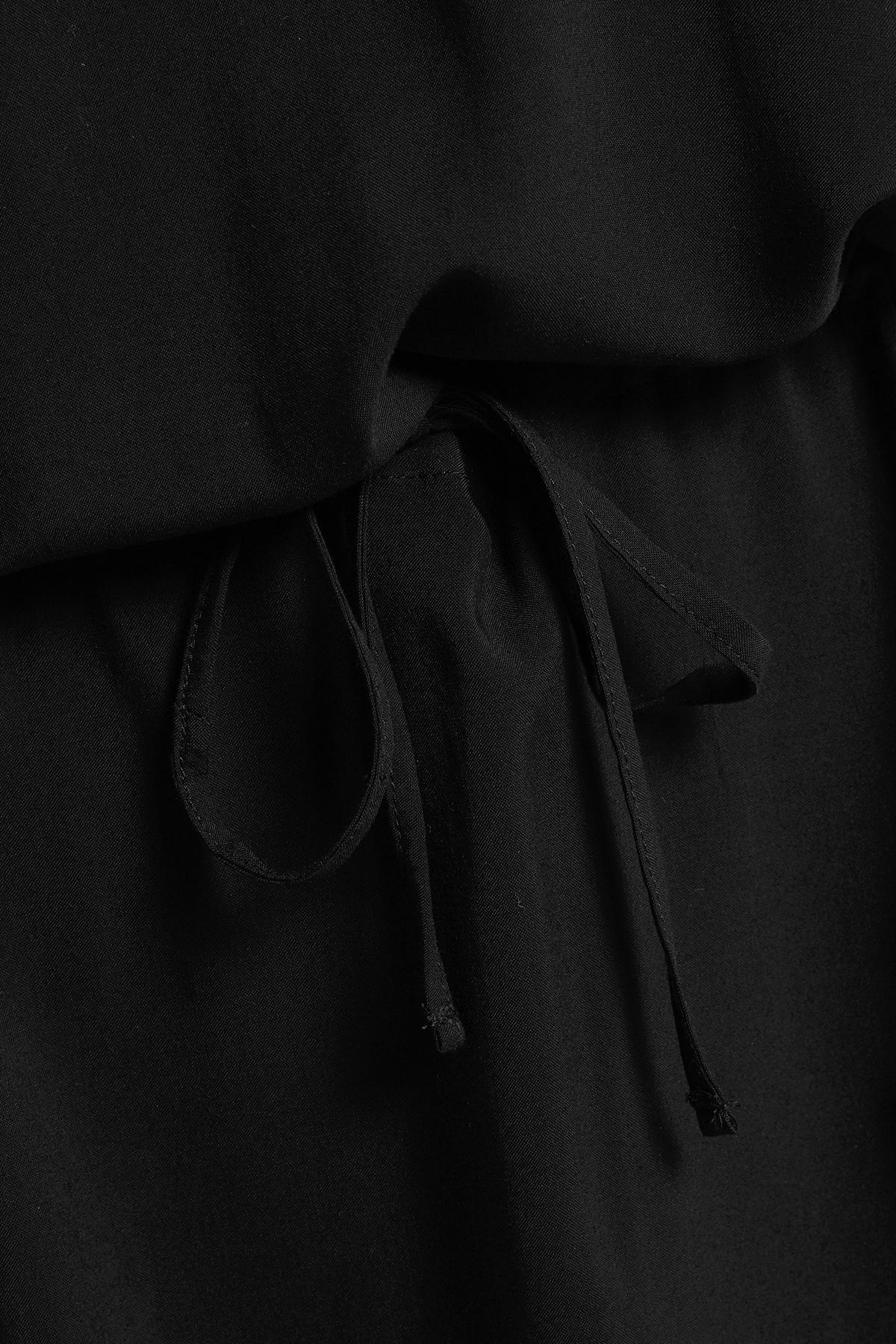 Zwart Jurk van b.young – Door Zwart Jurk van maat. 34-46 hier
