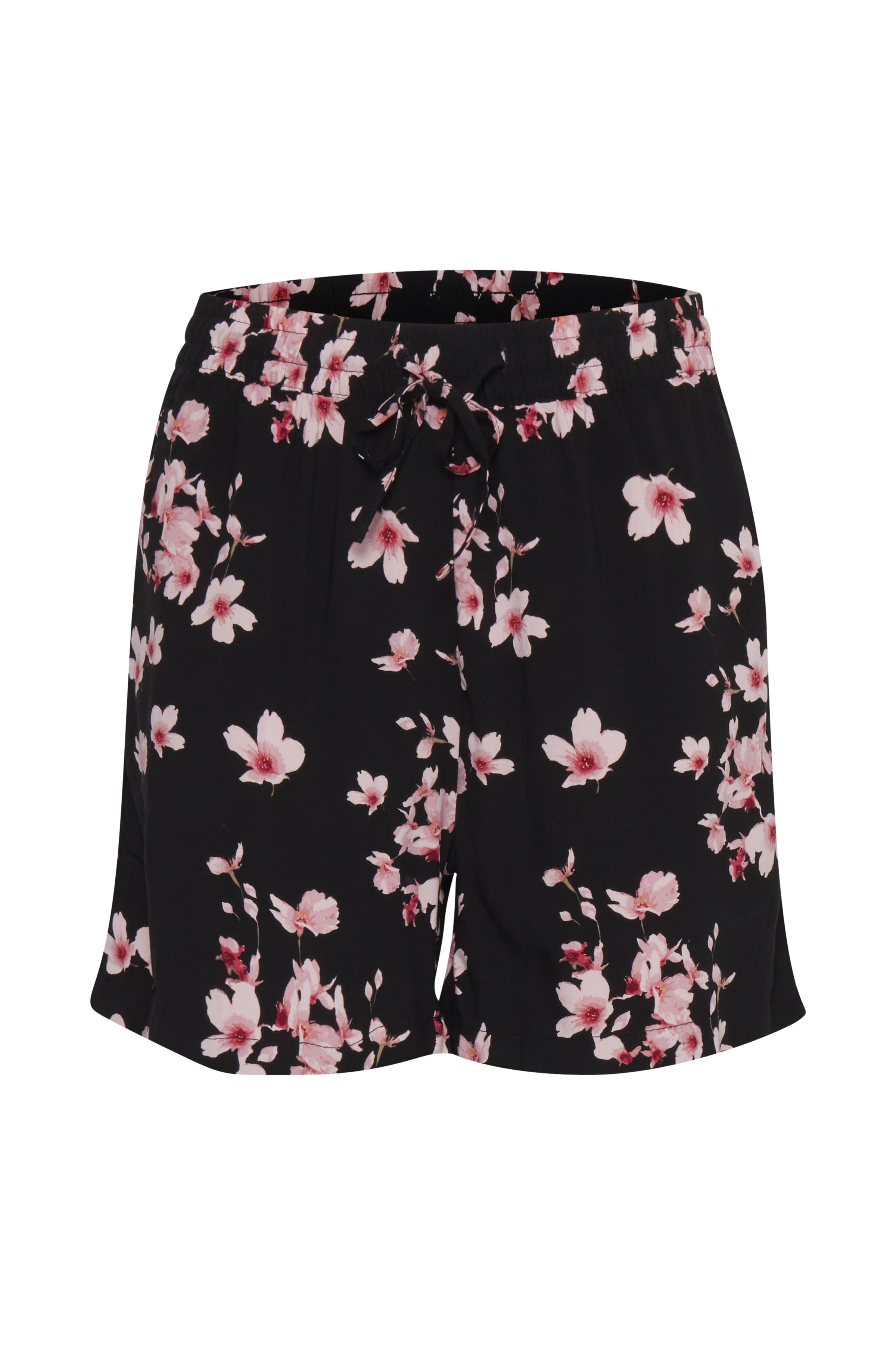 Zwart/roze